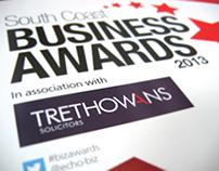 South Coast Business Awards 2013