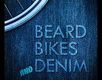 Beard Bikes and Denim