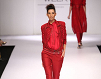 Runway Styling: Nupur Kanoi Autumn Winter 2013-14