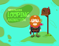 Seamless animation