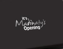 Opening invitation