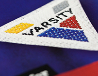 Varsity Cheerleading Design