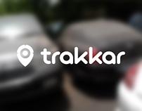 Trakkar - App Logo