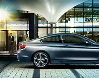 The all-new BMW 4 Series