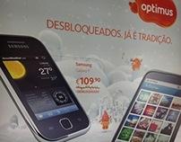 OPTIMUS Natal Desbloqueados 2012