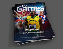 The Games – Daily Mail Special Souvenir Edition