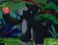 Gorillas :3