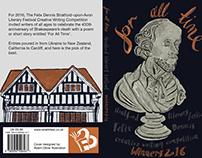Stratford Literary Festival - Book Jacket