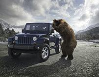 Jeep Wrangler | Bear - CGI