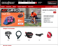 Ciclissimo - E-commerce