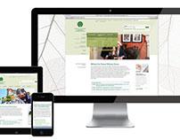 CNYCF Website Design