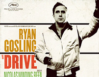 """DRIVE"" movie poster (1968)"