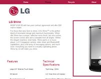 LG Website