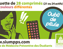 Carte de contraception SIUMPPS