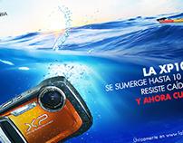 Fujifilm Colombia Banner para Falabella