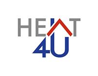 Heat4u Brand design