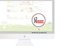 MDT website proposal