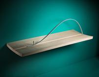 Concept washbasin