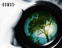 "CD Cover for ""DOMUS"""