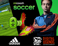 Adidas micoach Game