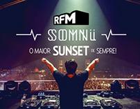 RFM SOMNII 2013 - O Maior Sunset de Sempre (Aftermovie)