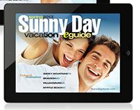 iPad Design - Sunny Day Guide