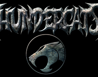Thundercats logo design.