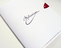 Italianisms. Illustrated Italian sayings