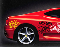 Graffiti Cars