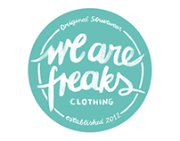 WE ARE FREAKS Clothing