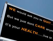 Truth Billboard Design