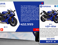 Yamaha Re-Design