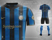 FC Internazionale celebration kit SUNING | Concept