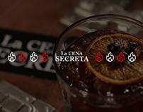 LA CENA SECRETA I Branding