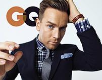 GQ.com Redesign Concept