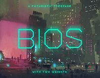 Bios Typeface