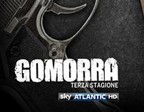 Lancio GOMORRA Terza stagione