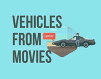 Vehicles from movies