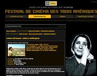 Festival de Cinéma des trois Amériques