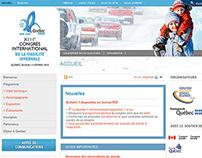 Congrès International de la viabilité hiervernale (MTQ)