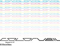 Electrolux ColorVeil - Electrolux DesignLab 2012