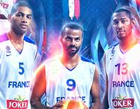 Basketball I Team France