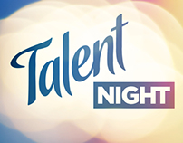 Talent Night Poster