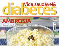 Vida Saudável & Diabetes (Ed.12) - Graphic Design