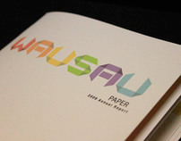 Wausau Paper Annual Report Design