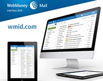wmid.com + new interface (WebMoney Mail)