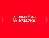 Hiszpańska Książka - Brand identity design