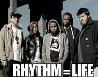 Rhythm=Life