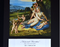 """Venus and Cupids"""