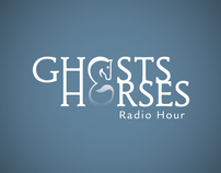 Ghosts & Horses: Logo